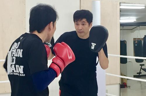 警察官を脱サラした元プロボクサーが滋賀県初の本格的ボクシングジム ...